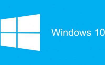 Windows 10 compatibility